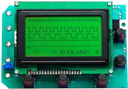 на PIC микроконтроллере