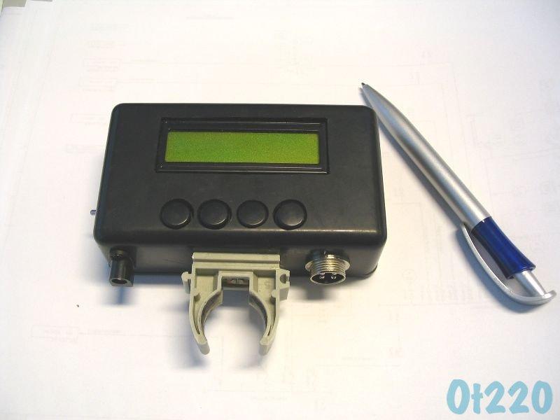 металлоискателя Tracker PI
